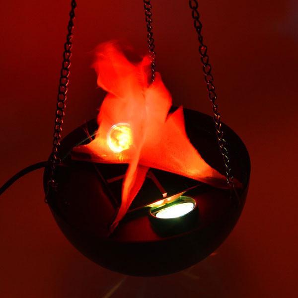Hanging Flame Light | 2shopper