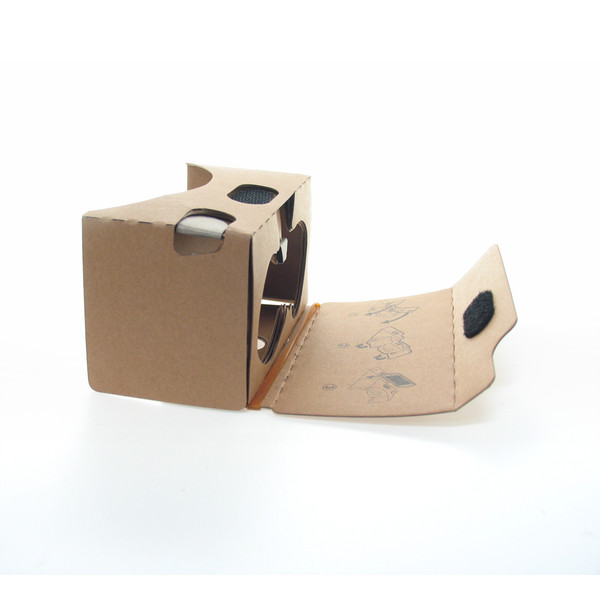 Google Cardboard VR Glasses 2.0