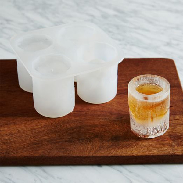 Silicone Ice Shot Glass Mold