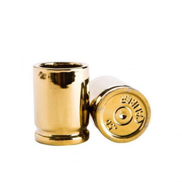 50 Caliber Bullet Shot Glasses | 2Shopper