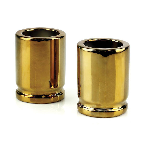 50 Caliber Bullet Shot Glasses