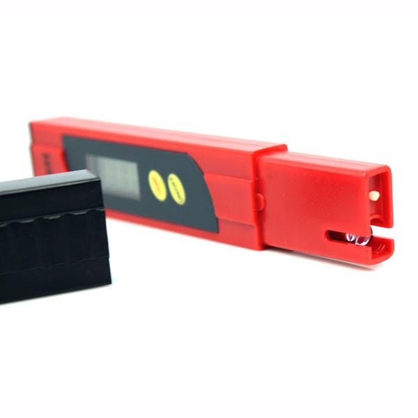 PÜRATest pH Tester - Red   2shopper