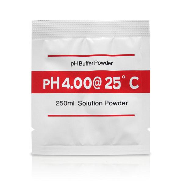 Buffer Solution Powder for pH Tester - 4.00pH