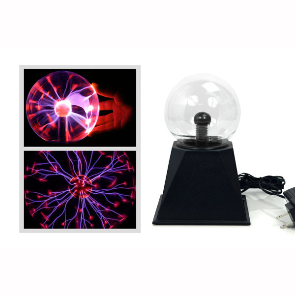 "Plasma Ball 4"" Inch 