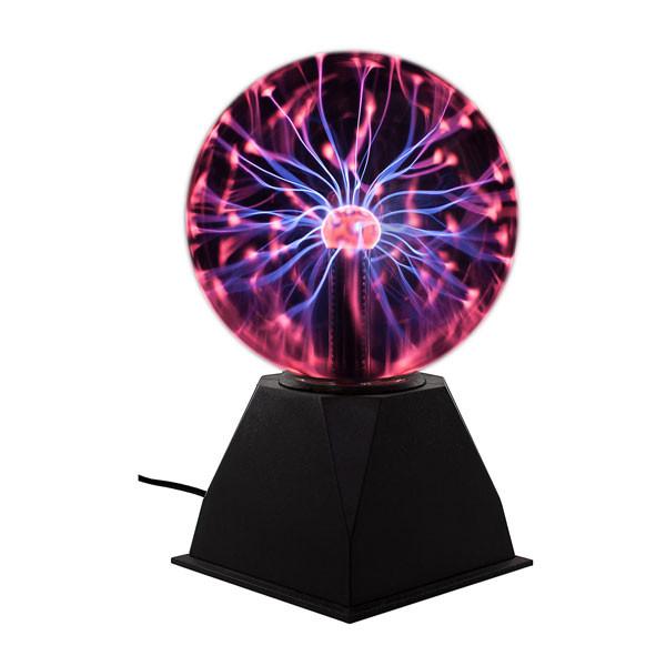 "Plasma Ball Orb Lamp 6"" inch"