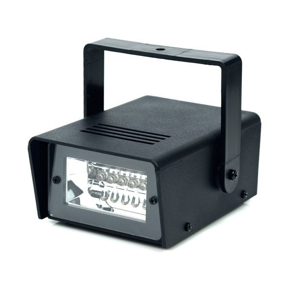 Adjustable LED Strobe Light Mini