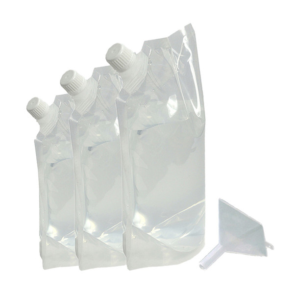Sneak Your Alcohol Cruise Liquor Flask Kit
