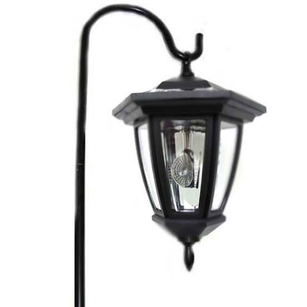 Shepards Hook Solar Lantern | 2Shopper