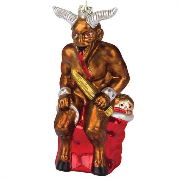 Krampus Ornament