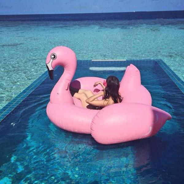 Inflatable Flamingo Float