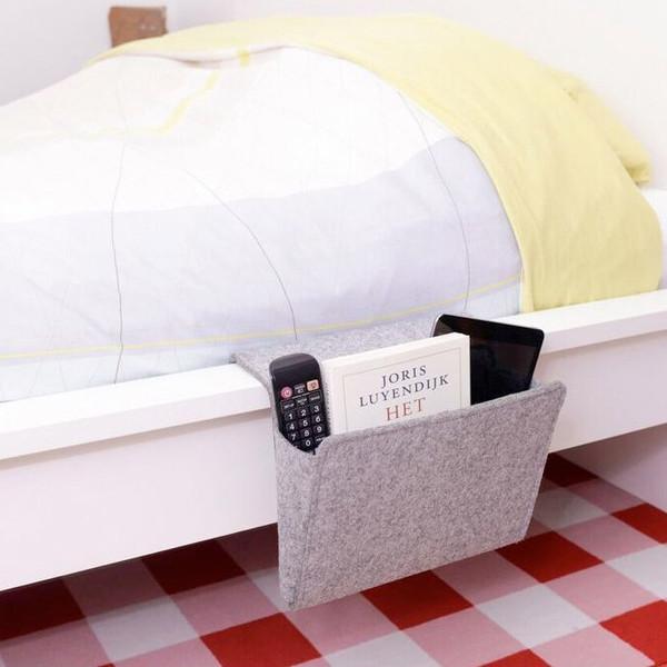 Felt Bedside Caddy