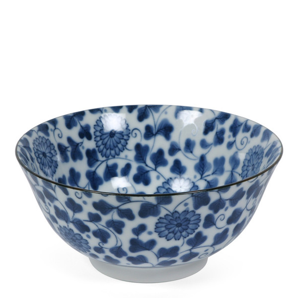 Karakusa Five Pattern Bowl Set