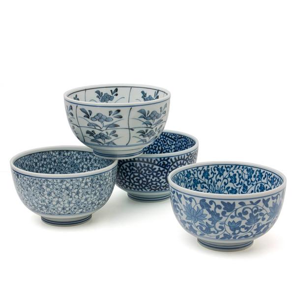 Sometsuke Bowl Set