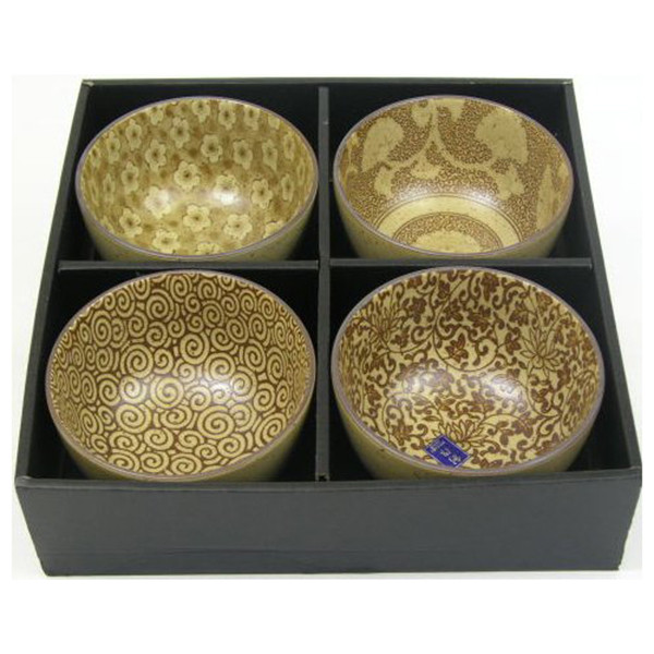 Sepia Bowl Set