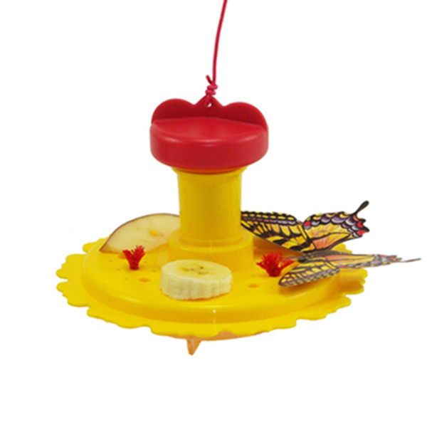 Hanging Butterfly Feeder