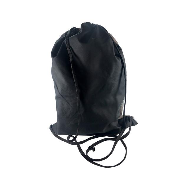 C-ME Reflective Silver Drawstring Bag