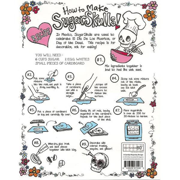 Sugar Skull Mold | 2shopper.com