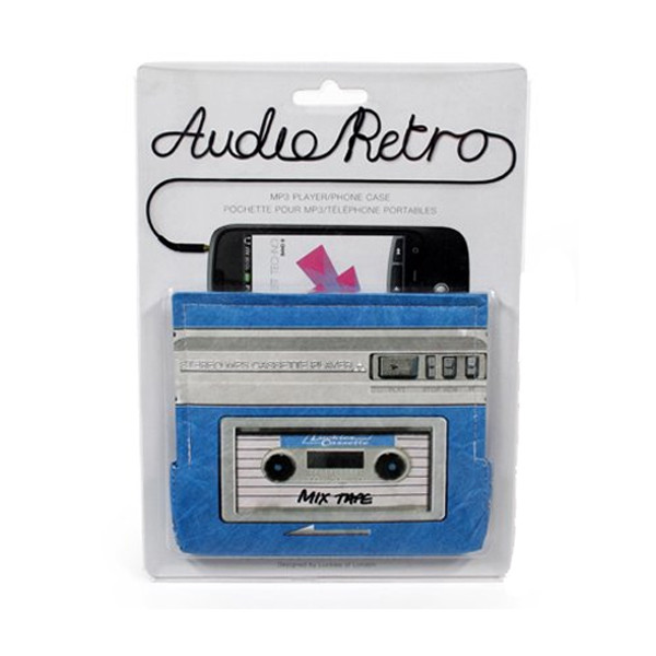 Audio Retro Nostalgic Protective Phone Case