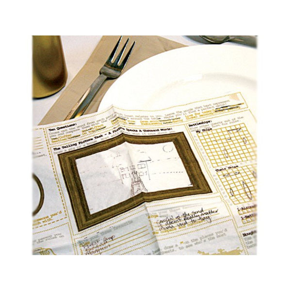 Dinner Party Napkin Set
