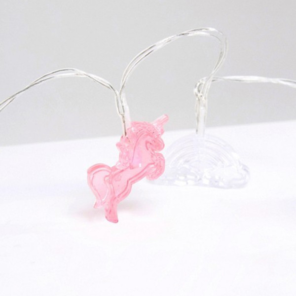 Unicorn Battery String Light