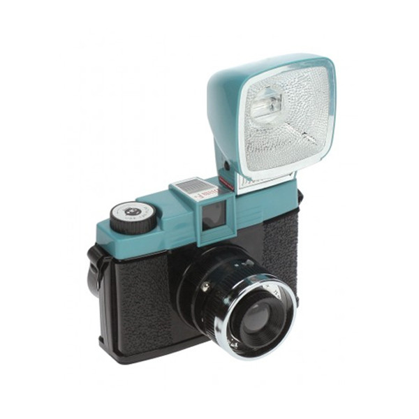 Diana F+ with Flash