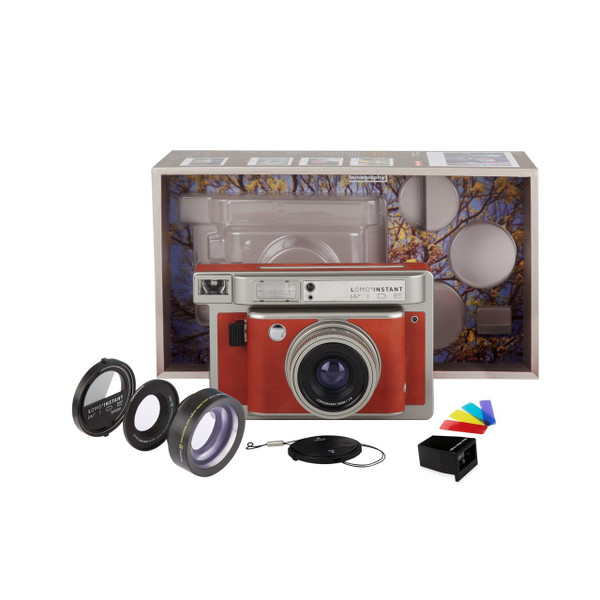 Lomo'Instant Wide Combo Central Park