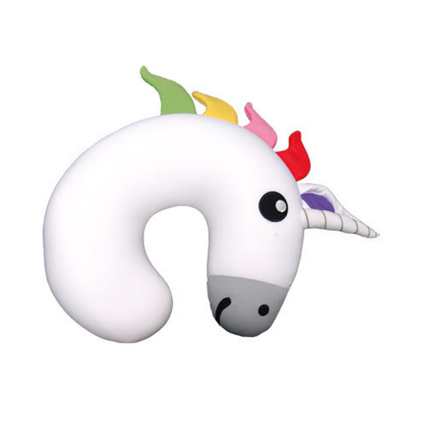 Gama-Go Unicorn Huggable Travel Pillow