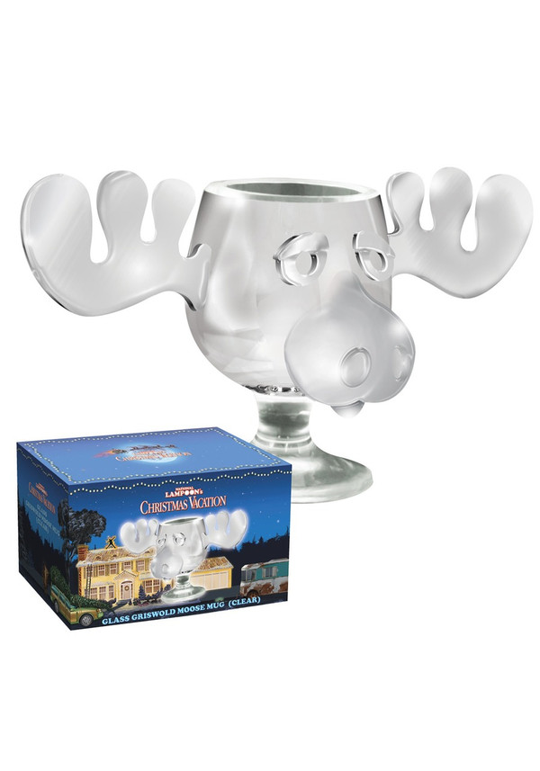 National Lampoon's Christmas Vacation Griswold Moose Mug