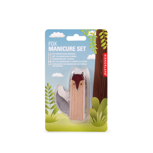 Fox Manicure Set