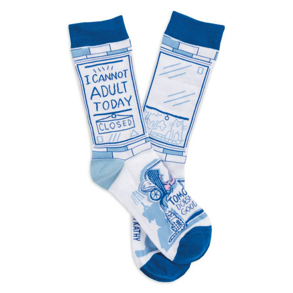 Primitive Socks - Adult Today