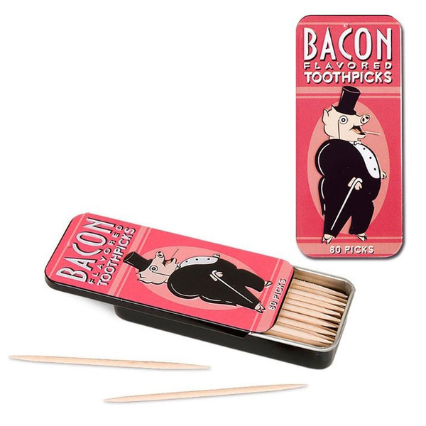 Bacon Flavored Toothpicks