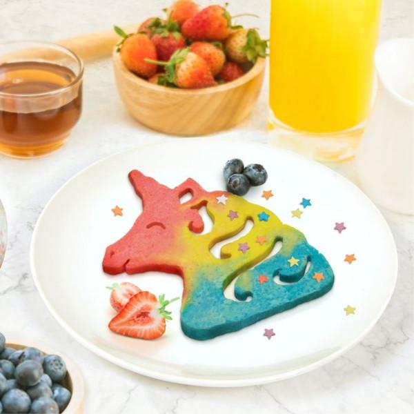 Unicorn Breakfast Mold