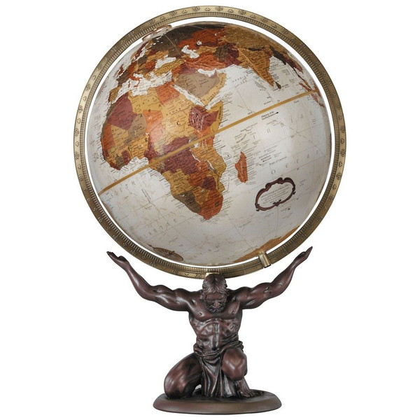 Replogle Geographic Atlas, The Titan 12""