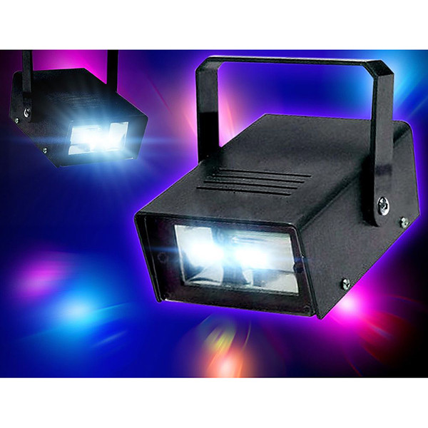 Battery- Operated LED Strobe Light Mini