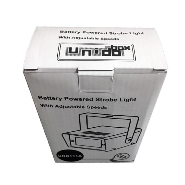 Adjustable LED Strobe Light Min