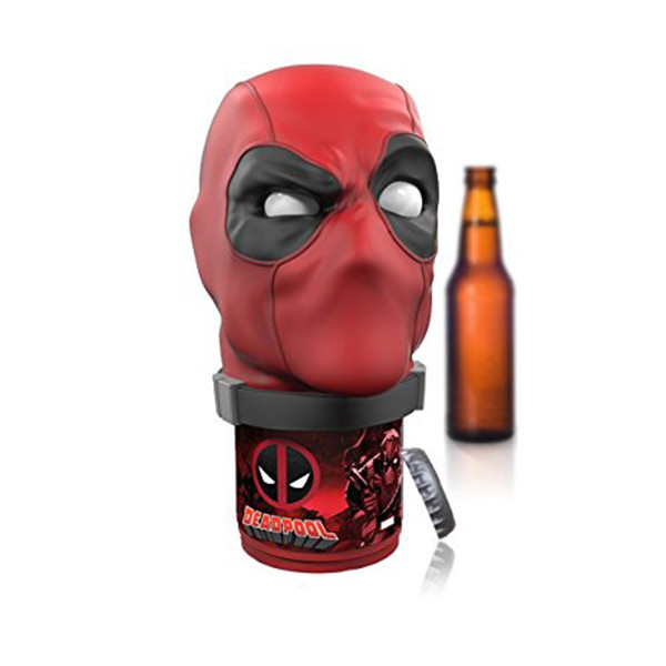 Marvel Deadpool Talking Bottle Opener