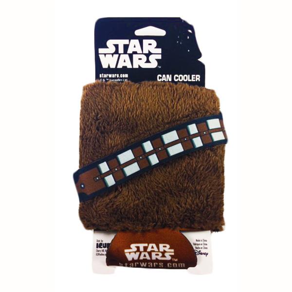 Star Wars Chewbacca Fur Can Cooler