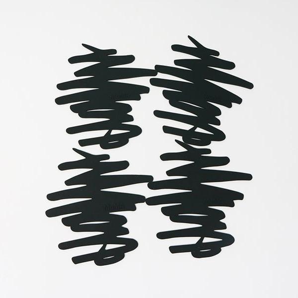 MoMA Scratch Coasters
