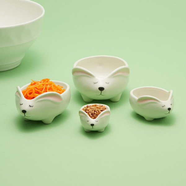 Bunny Measuring Cup Set