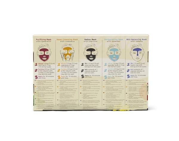 Detox Masks Skincare Kit