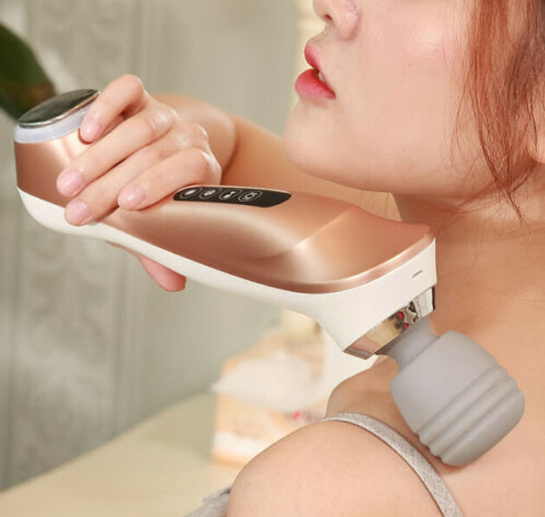 Cordless Hot and Cold Beauty Massager