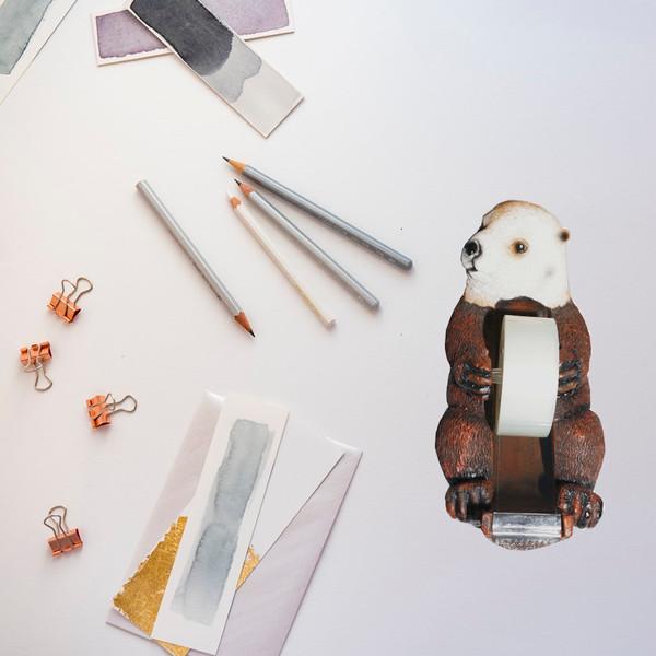 Otter Tape Dispenser
