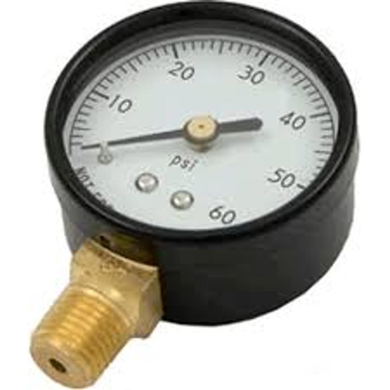 Pressure Gauge BM 0-60