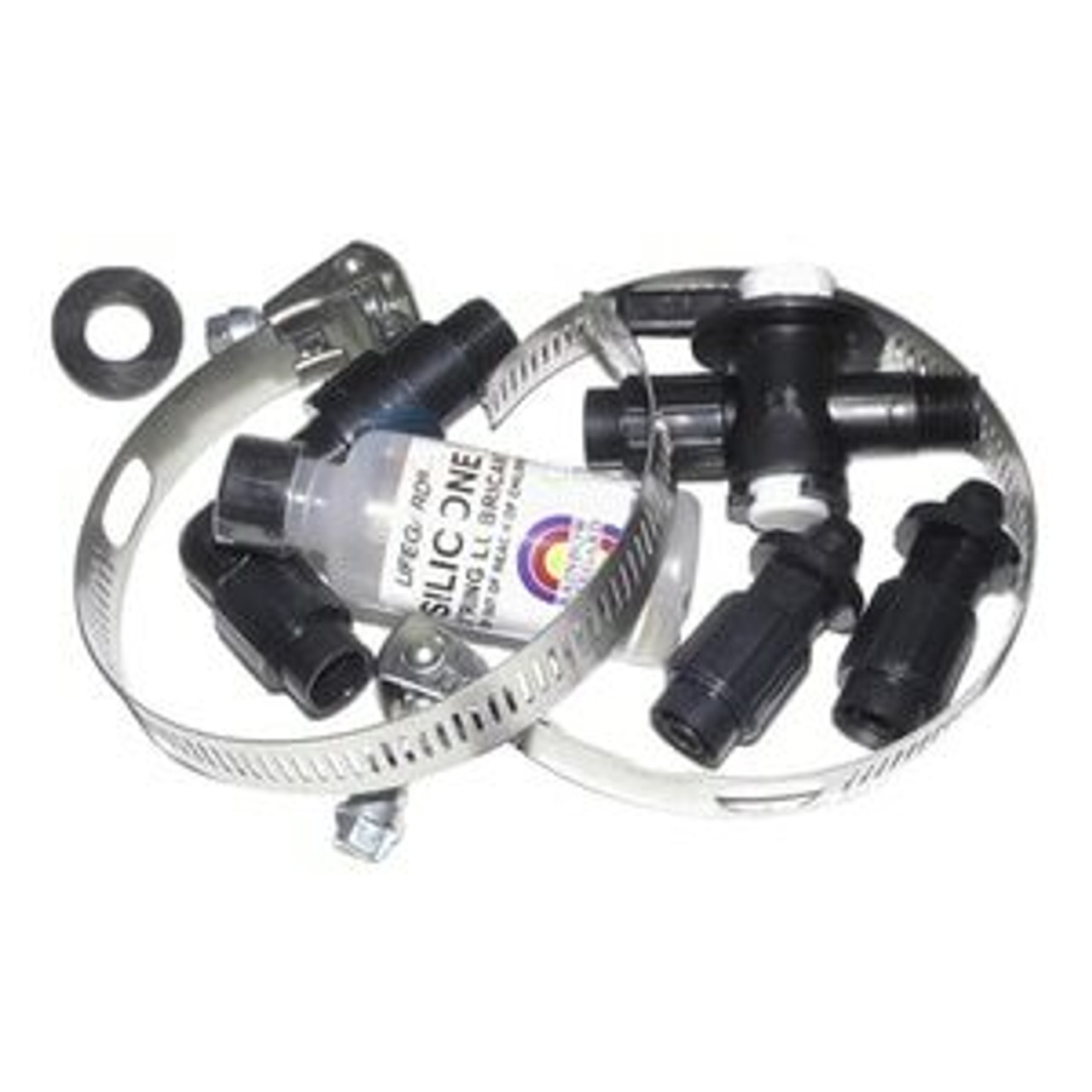 Parts Bag For Rainbow Model 300 Offline Automatic Chemical Feeder