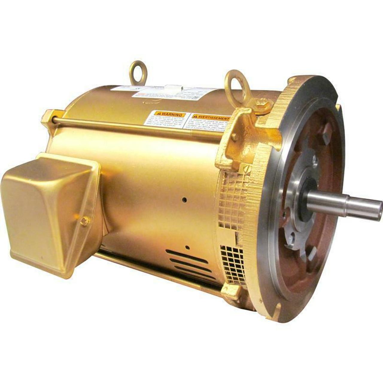 C-Series 15HP 3PH 220/440 Motor