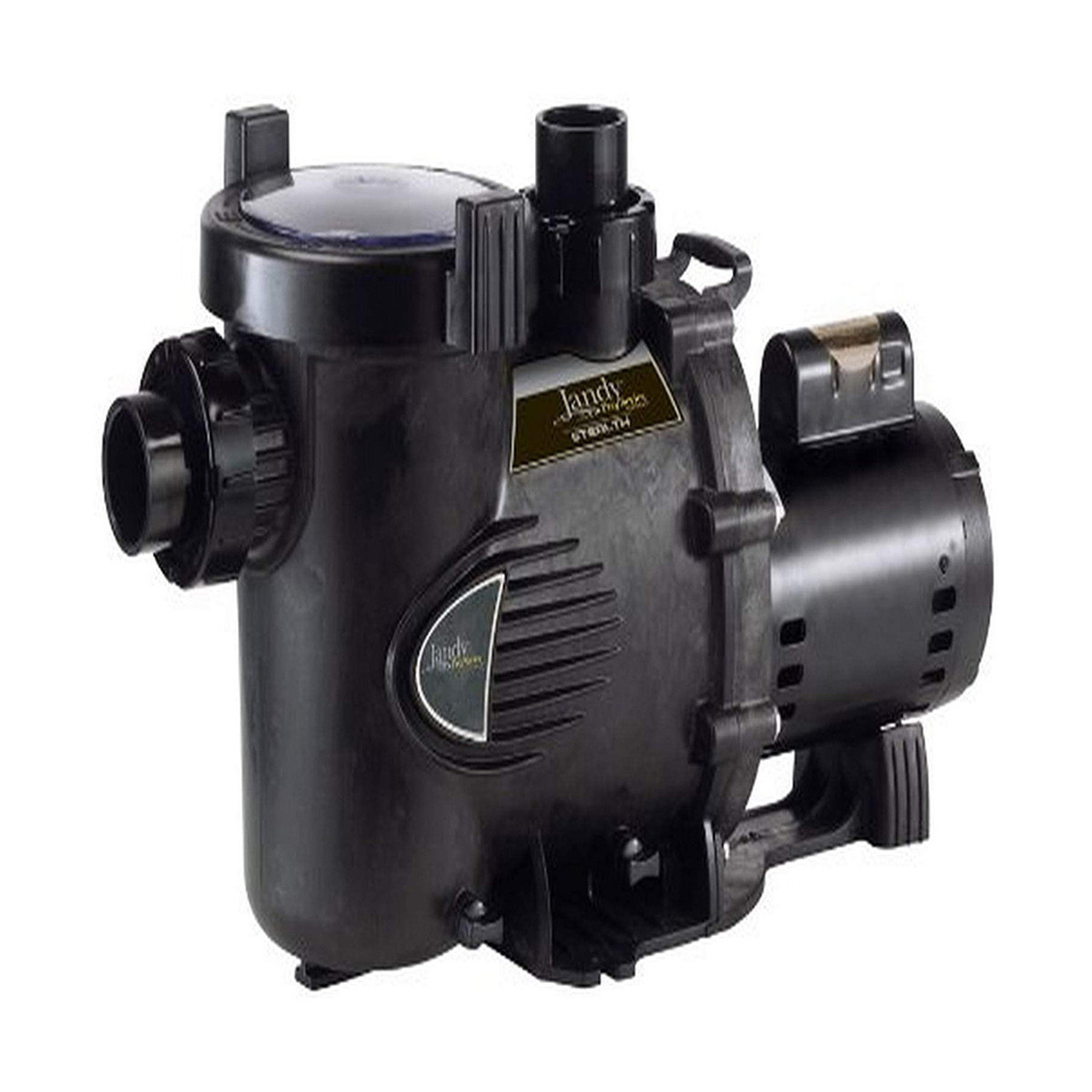 Jandy Pro Series Stealth 3-Phase Full-Rated High Head Pump; 1 HP, 208-230/460 VAC