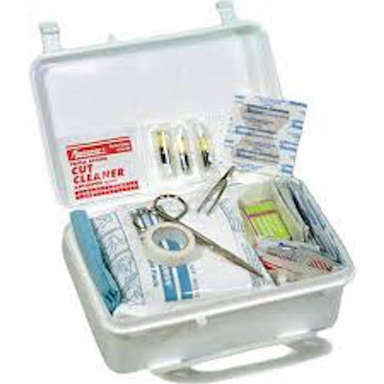 First Aid Kit with Case (25 Person)
