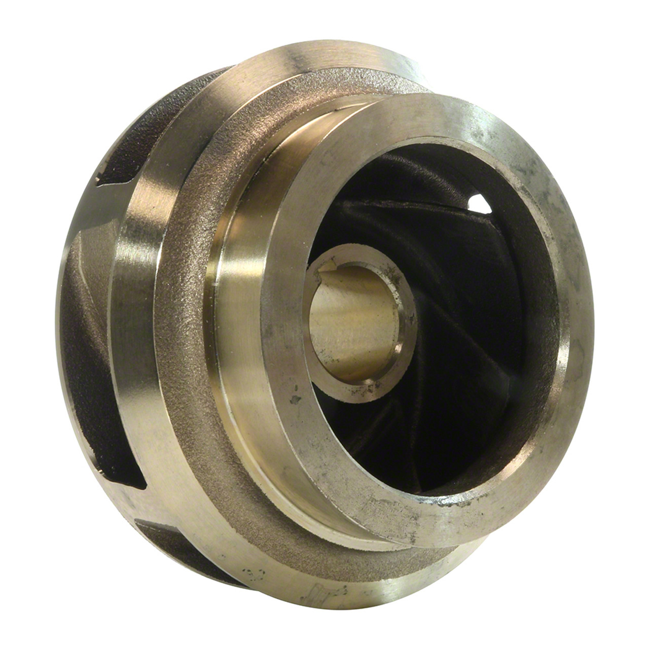 20 HP Impeller Replacement