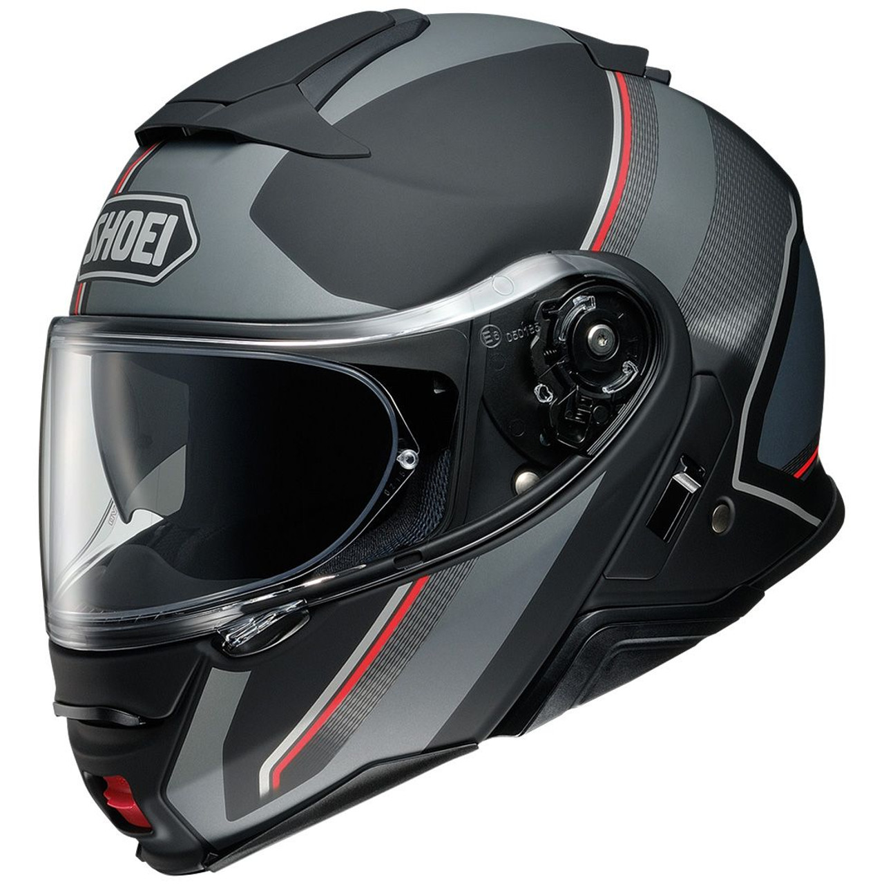official info for lower price with Shoei Neotec II Helmet - Excursion - MotoMummy