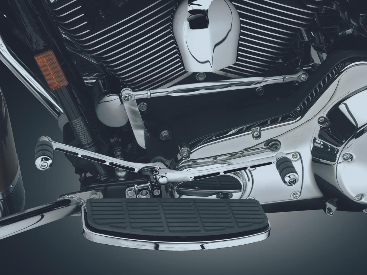 Kuryakyn Chrome Extended Girder Shift Lever for Harley FLST FLH//FLT 83-17